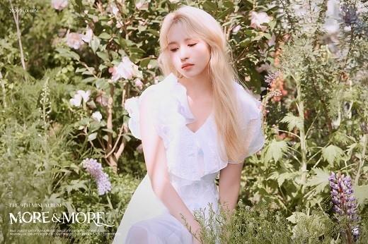 TWICE名井南9th迷你专辑《MORE&MORE》概念短片&预告图公开