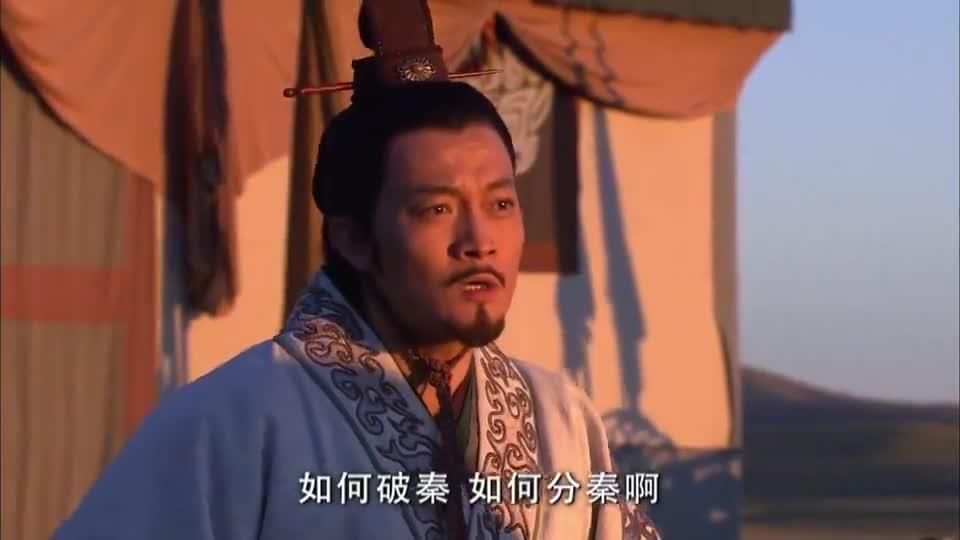 大秦帝国:楚王下令,不让将士们向秦国进攻,芈原知道后却很失望