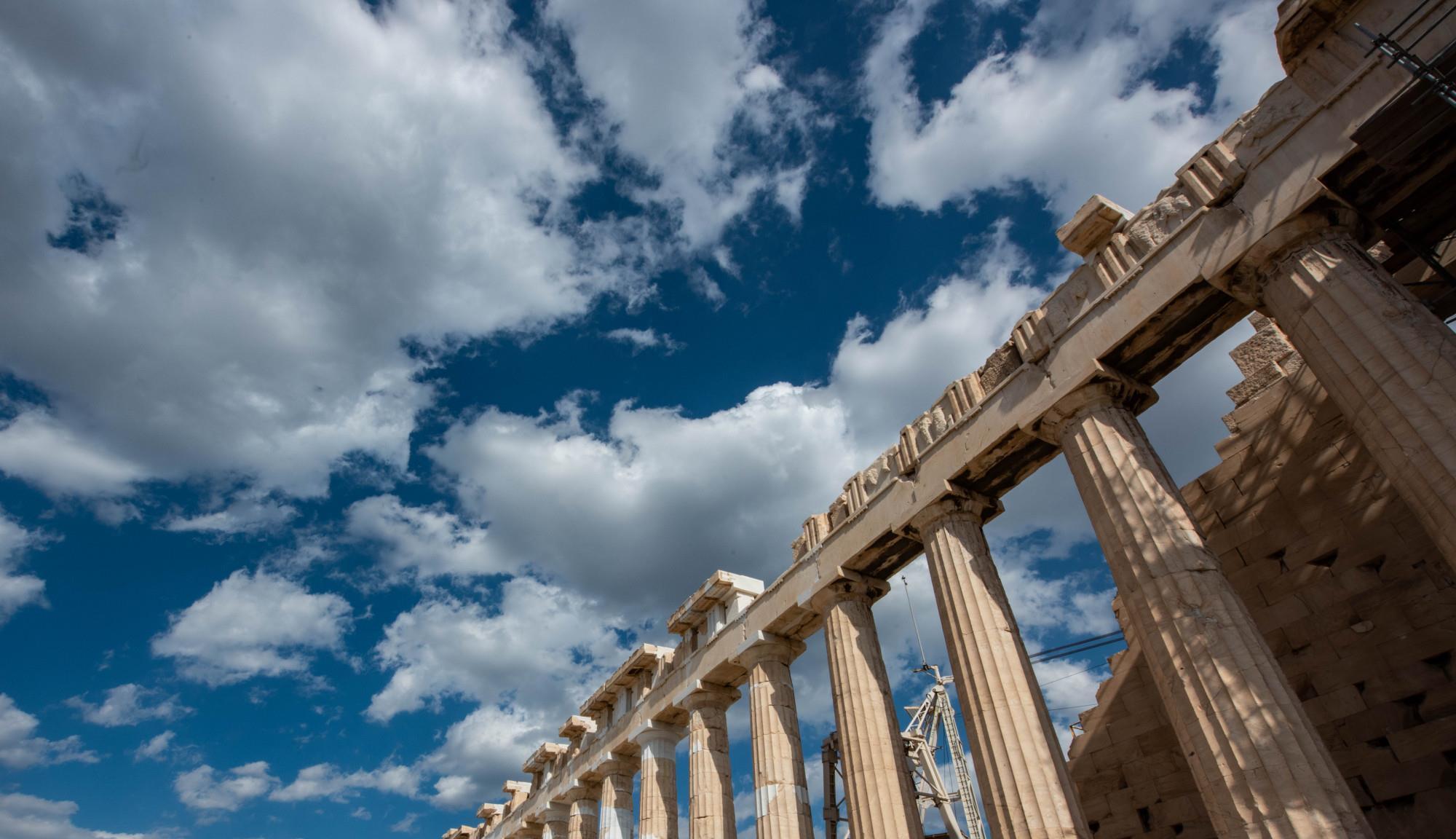 雅典的阿克罗波利斯,希腊的眼睛——卫城