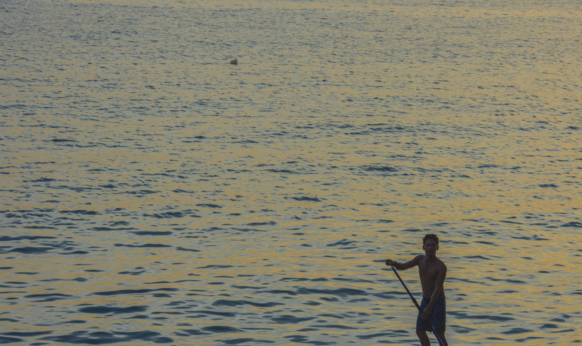 长滩岛海景最美酒店,海湾中的西湾度假酒店