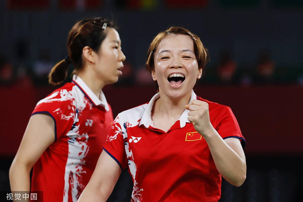 韩国羽协将投诉中国选手陈清晨 认为其在赛场上辱骂对手