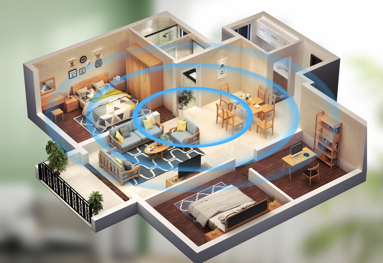 新房装修网络,做到全屋WiFi无死角,既省钱又好用怎么装?