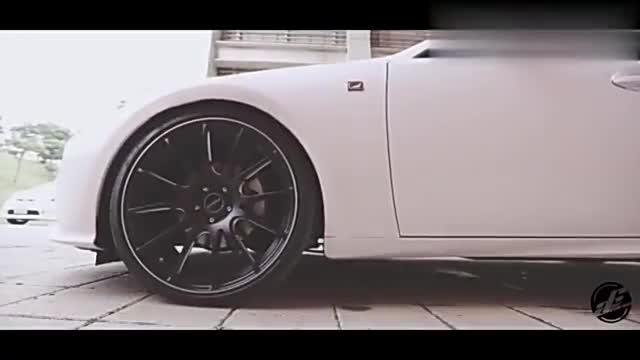 视频:雷克萨斯IS250改装气动避震,既能行走,又能彰显竞技!