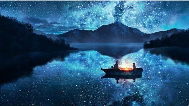 醉后不知天在水,满船清梦压星河:那些意境优美、画面超