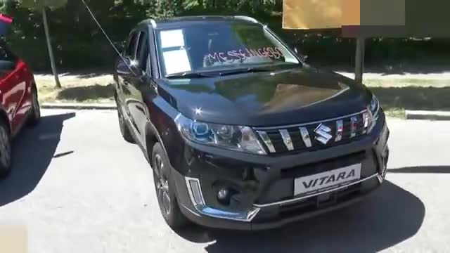 视频:铃木维特拉Allgrip展示,车门打开后,我瞬间忘了本田XRV.