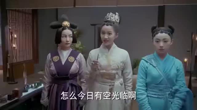凤囚凰:调皮王妃太招人恨,竟在王爷脸上抹胭脂,这脸丢大了