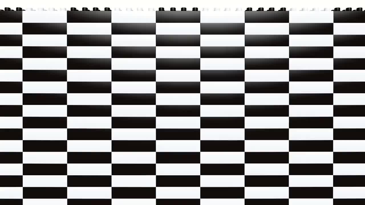 【黑白砖访】★乐高LEGO★哈利波特76392霍格沃茨巫师棋