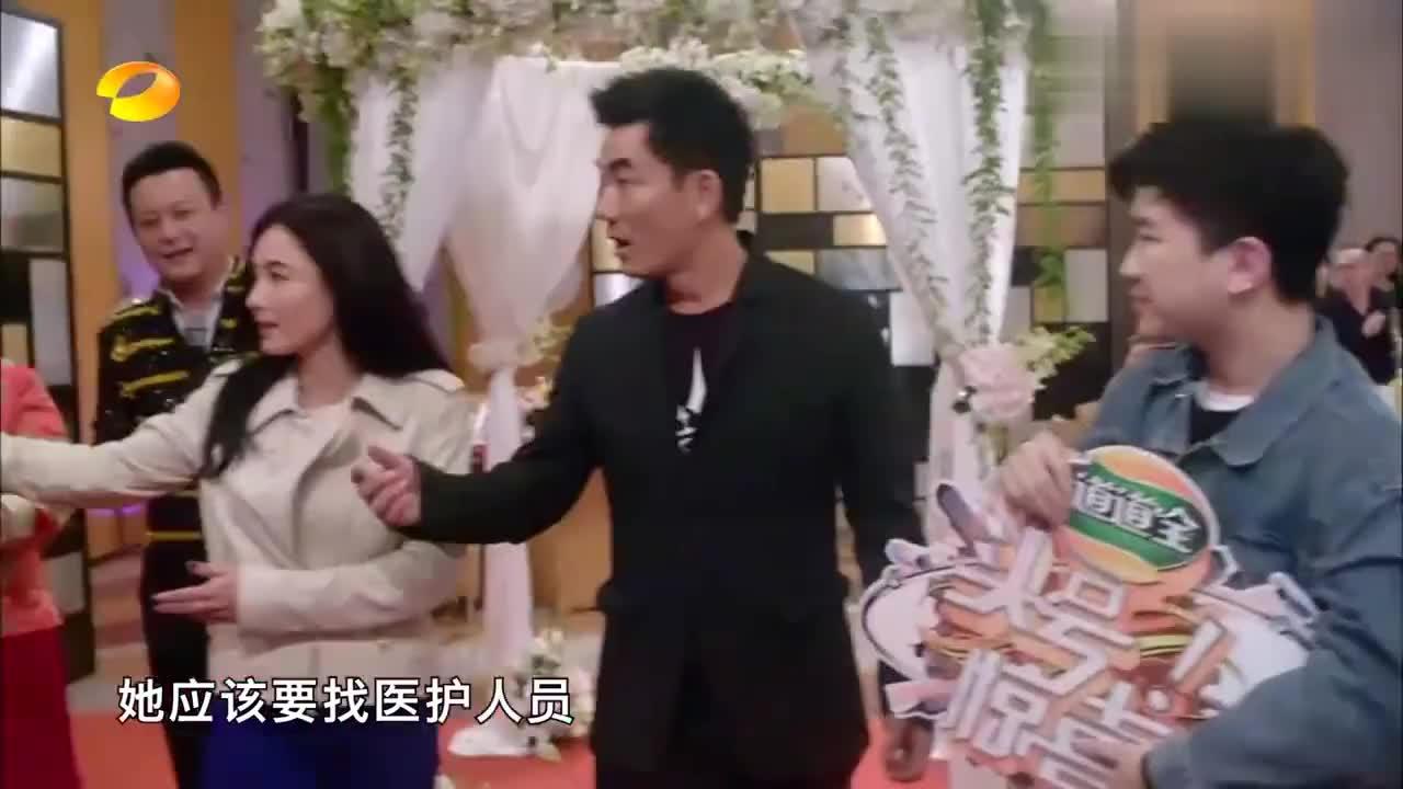 任贤齐得知结果后,还在深深的自责说:自己毁了别人的婚礼!