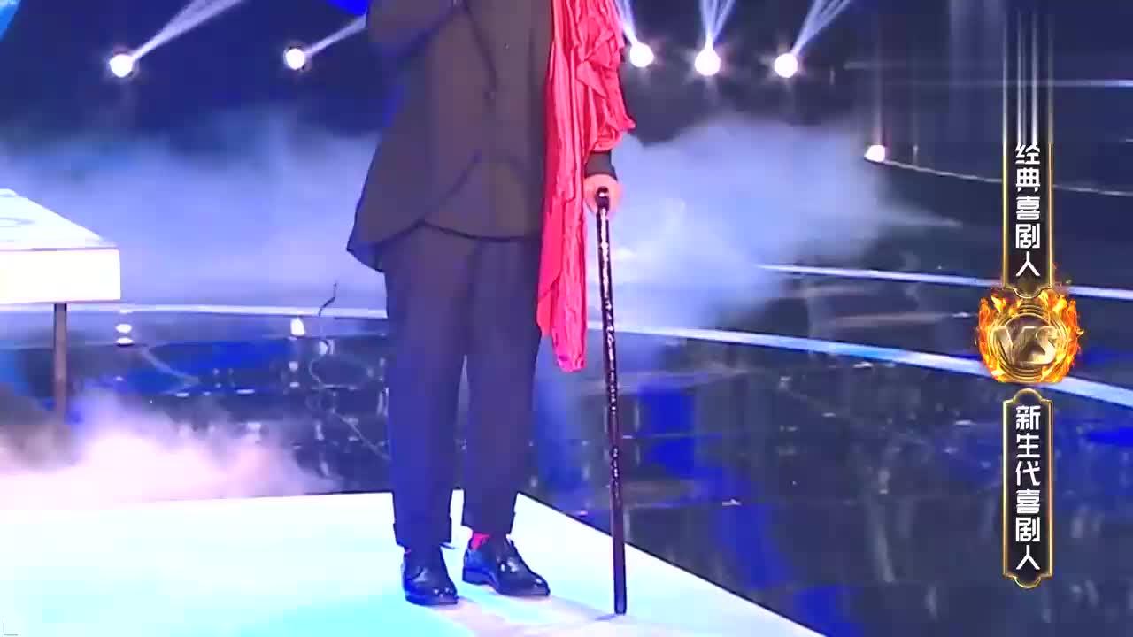 马丽乔杉模仿陈奕迅和王菲,演唱土味版《因为爱情》,笑点满满!