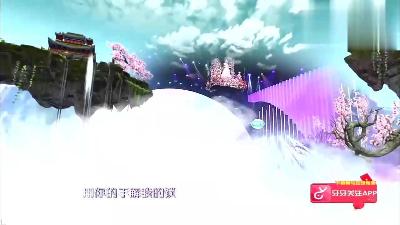 难怪冯绍峰喜欢赵丽颖,不仅戏演得好,连唱歌都仙气飘飘!