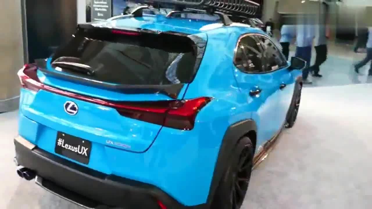 视频:雷克萨斯旗下最便宜的SUV,竞争奥迪Q3有戏吗?