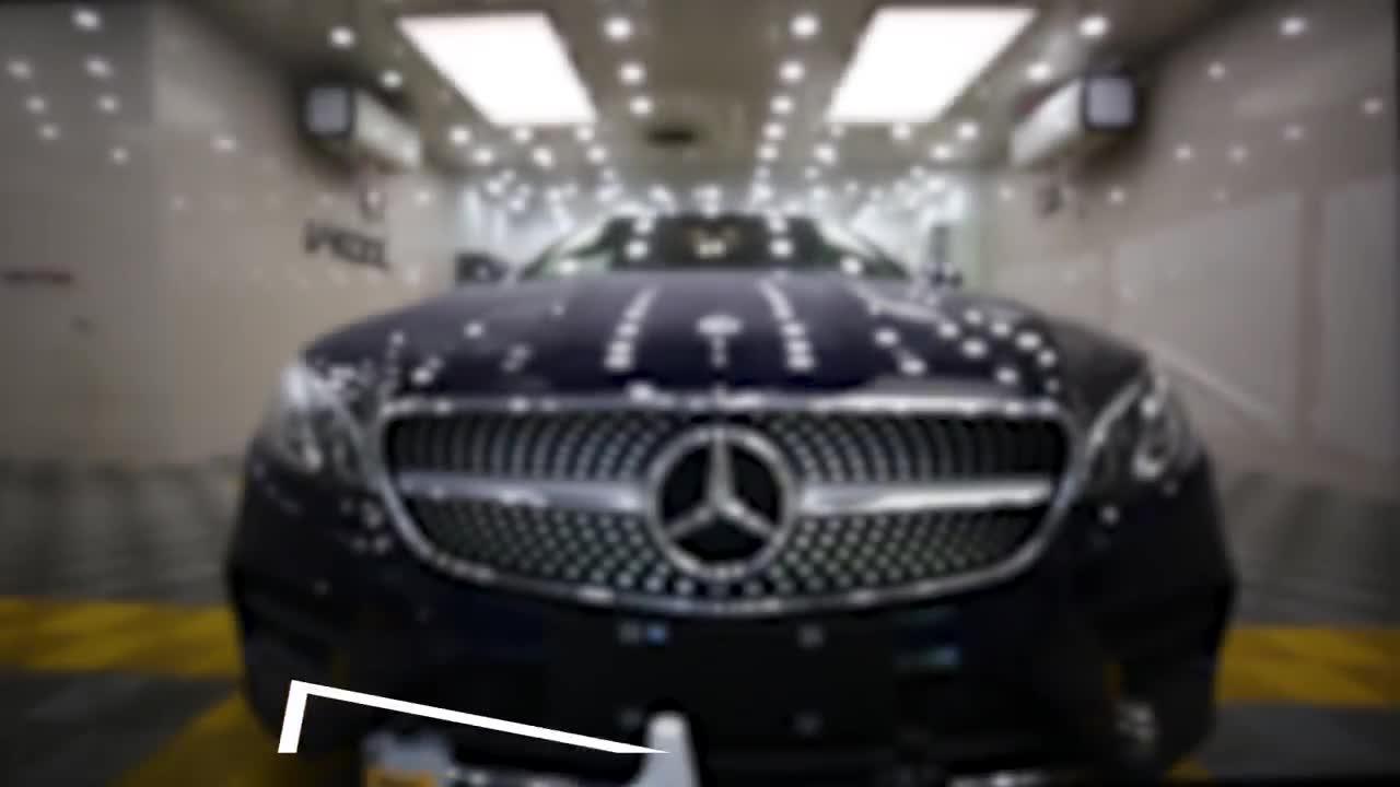 视频:xpel隐形车衣奔驰E200敞篷案例在艺卡xpel旗舰店完美施工展示