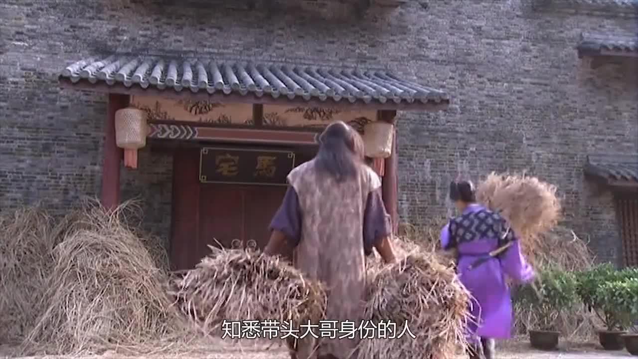 《天龙八部》第19集:乔峰无意间将阿紫打伤,为救阿紫倾尽所有
