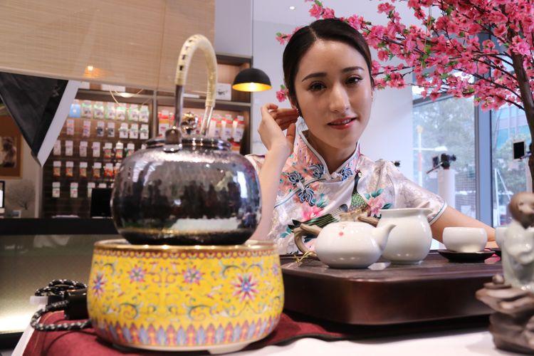 中华饮食文化:太平猴魁茶