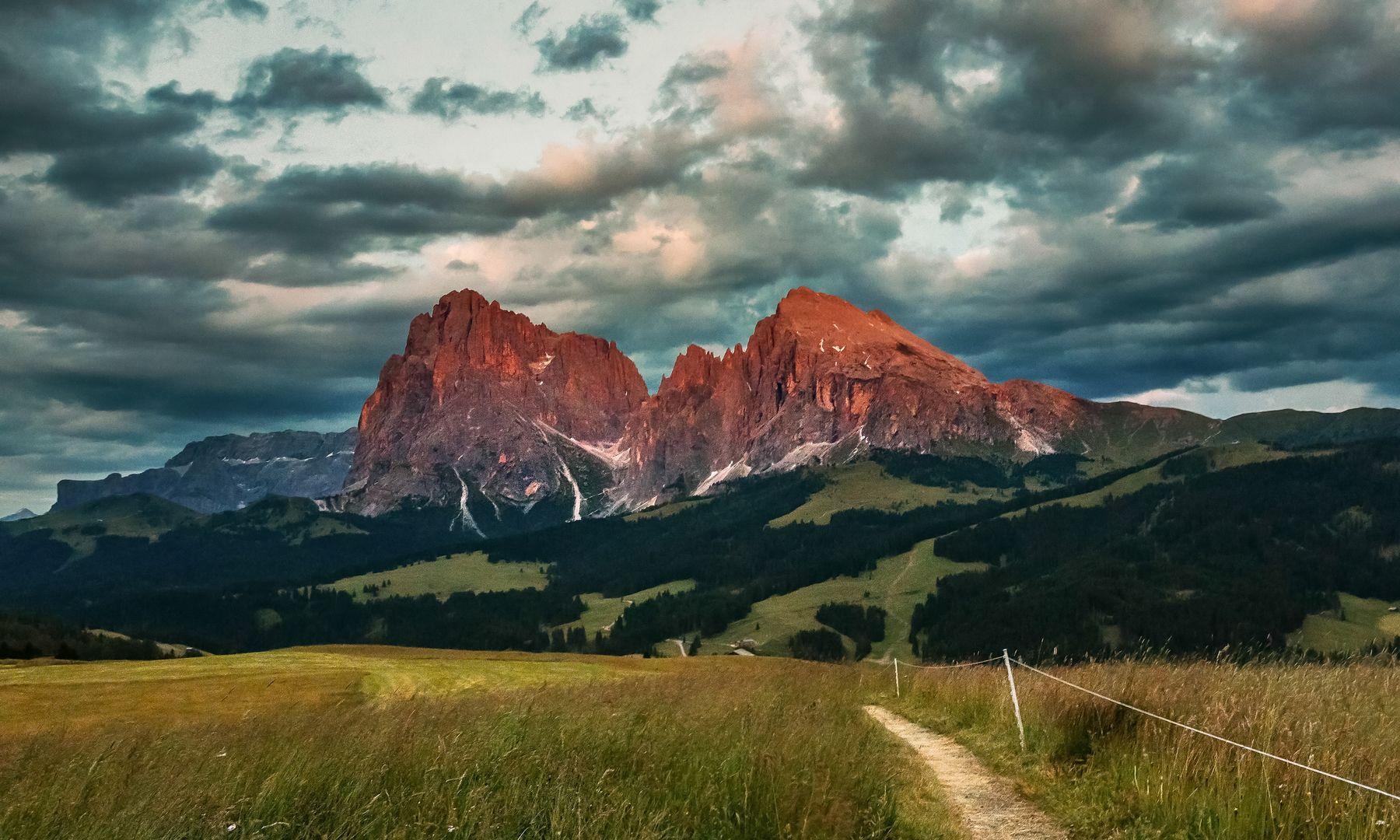 风景摄影:意大利多洛米提