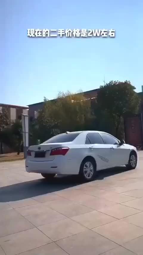 视频:国产豪华车的先行者,比亚迪G6有