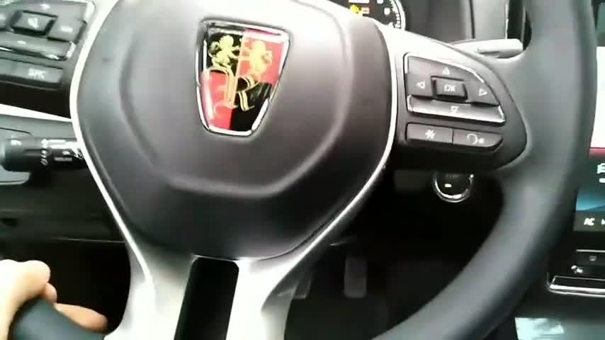 视频:啥是猛如虎的操作,来围观荣威i6车主秀操控!