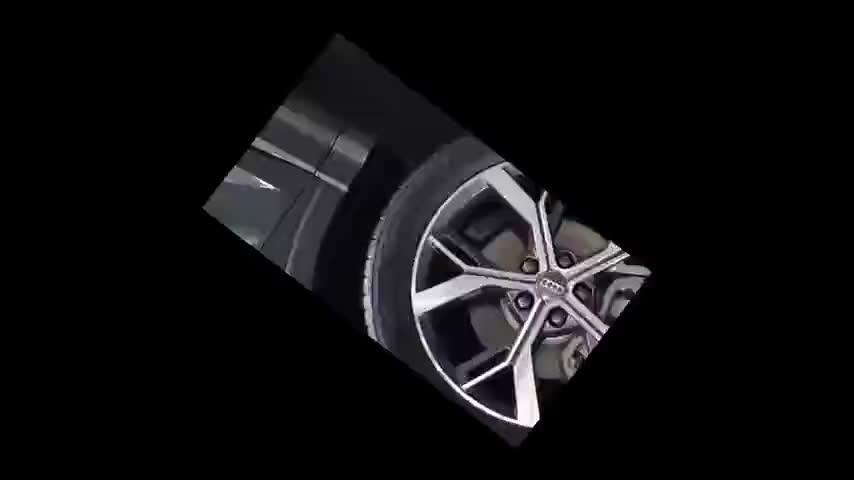 视频:奥迪Q3轿跑:就是这么的带感