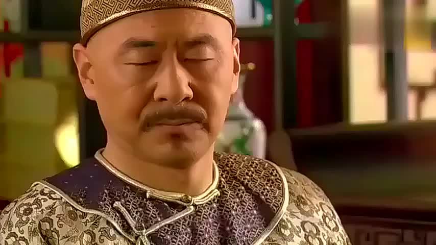 甄嬛传:皇上降祺嫔为贵人时,甄嬛的表情简直太霸气啦,太酷了
