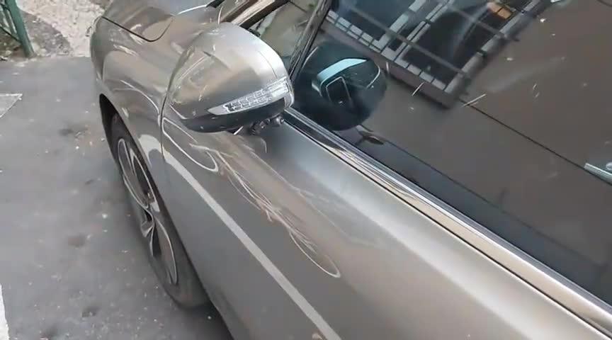 视频:雪铁龙C6左后视镜气温低无法自动