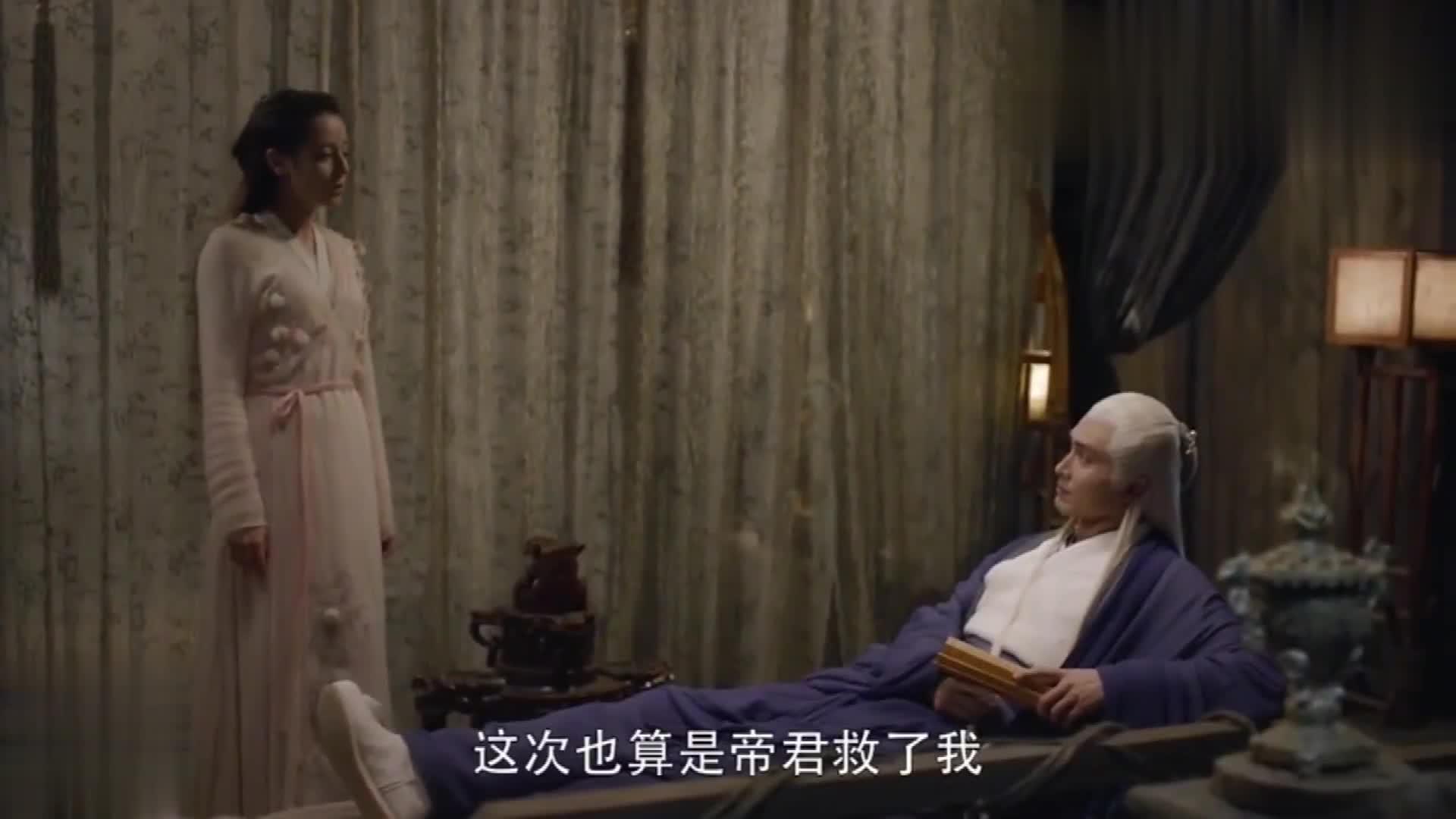 三生三世枕上书:东华实力坑妻没商量,凤九还是被怼到哑口无言