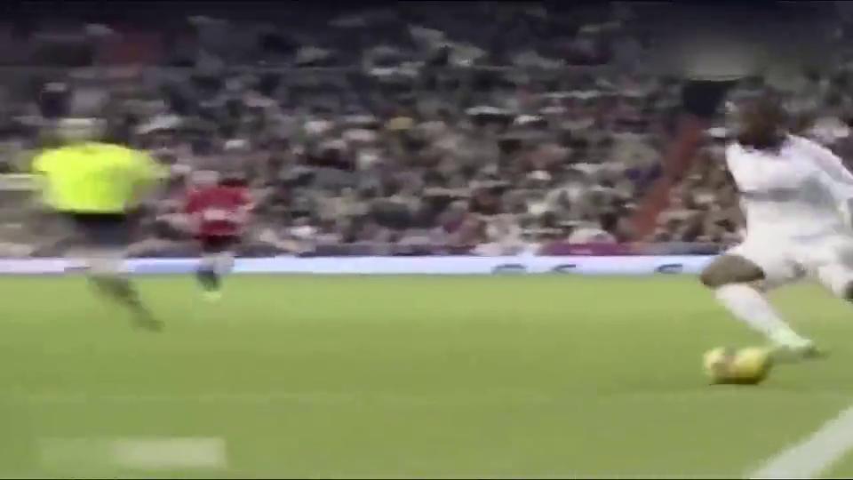 据说他是内马尔的足球偶像!看完这个视