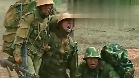 士兵突击:经典片段之袁朗二