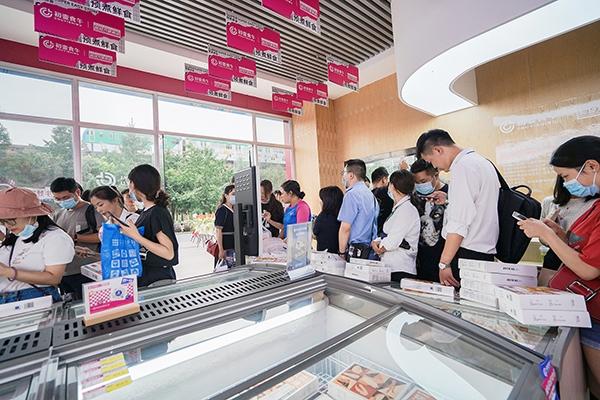 初壹食午便利中餐 新零售下,餐饮行业的热力潜在市场