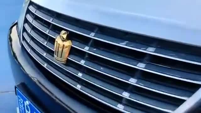 视频:除了丰田皇冠,还有哪个车有两个不同车标的?