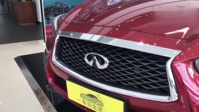 视频:搭载奔驰的发动机,有颜有料,英菲尼迪Q50L微体验篇!
