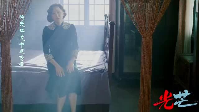 吴丽姿来给蓝姐道歉,可惜连门都没有进去,只得在门外表示歉疚!