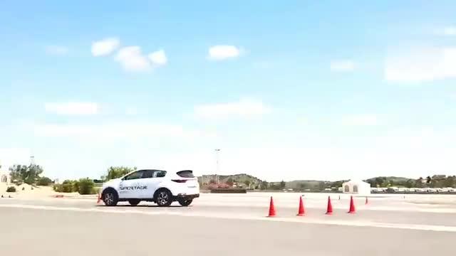 视频:起亚Sportage和丰田Rav4谁的操控性好