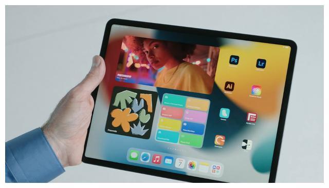 IDC:苹果在2021年第二季度出货1290万台iPad