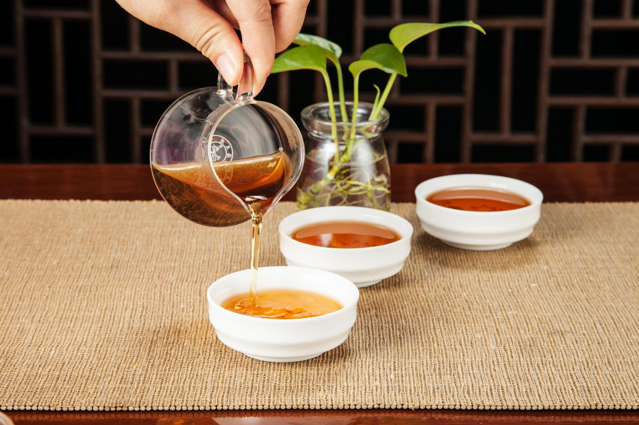 中华饮食文化:西湖龙井茶