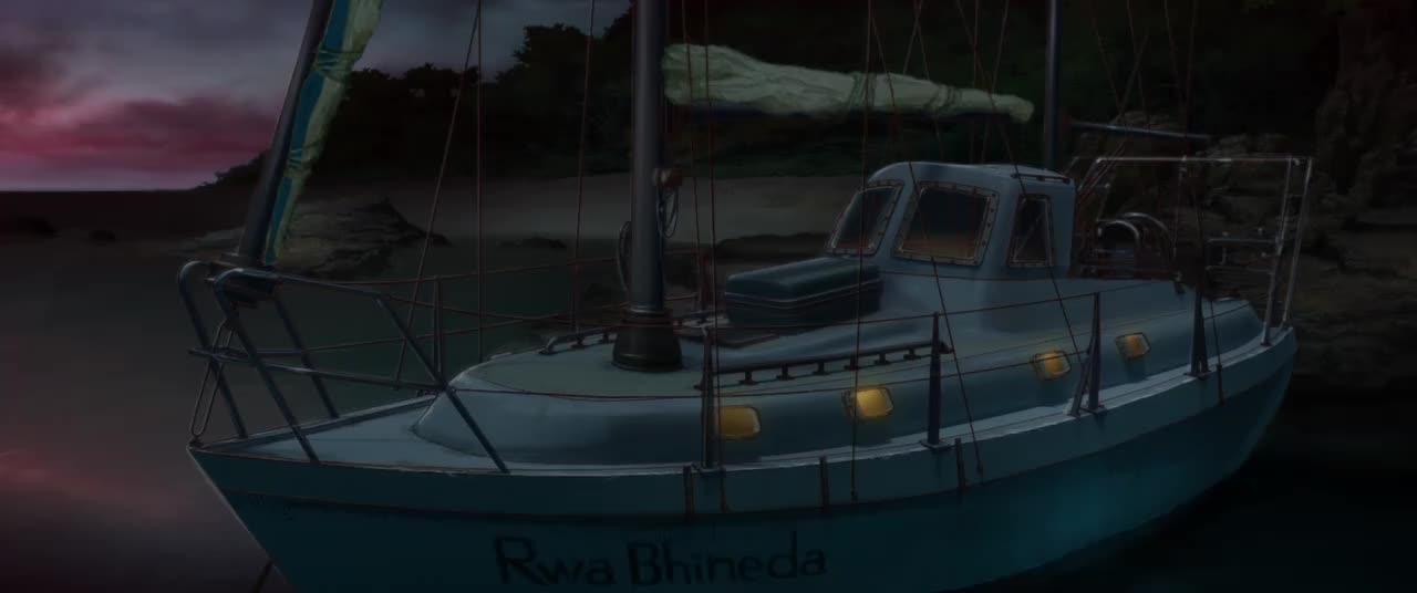 海兽之子:安哥拉做的龙虾看着都好吃,瞬间吸引了海和琉花