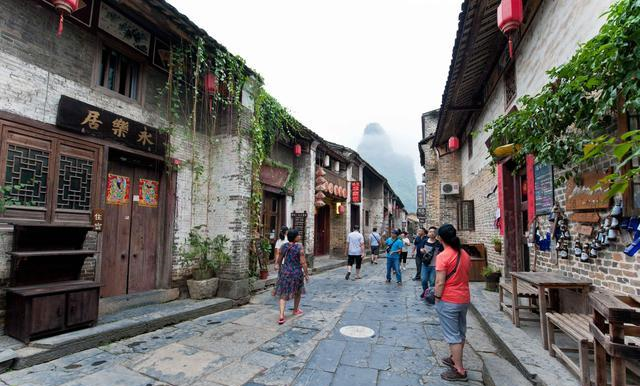 广西最小众的古镇,因不宣传不炒作游客很少,超适合一个人旅行