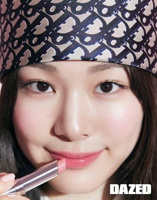 韩国原花样滑冰运动员金妍儿最新杂志写真曝光