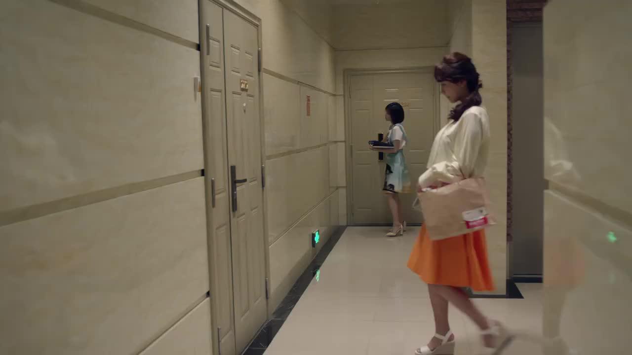 欢乐颂:小邱藏有心事,却被筱绡看穿,味道出卖了她