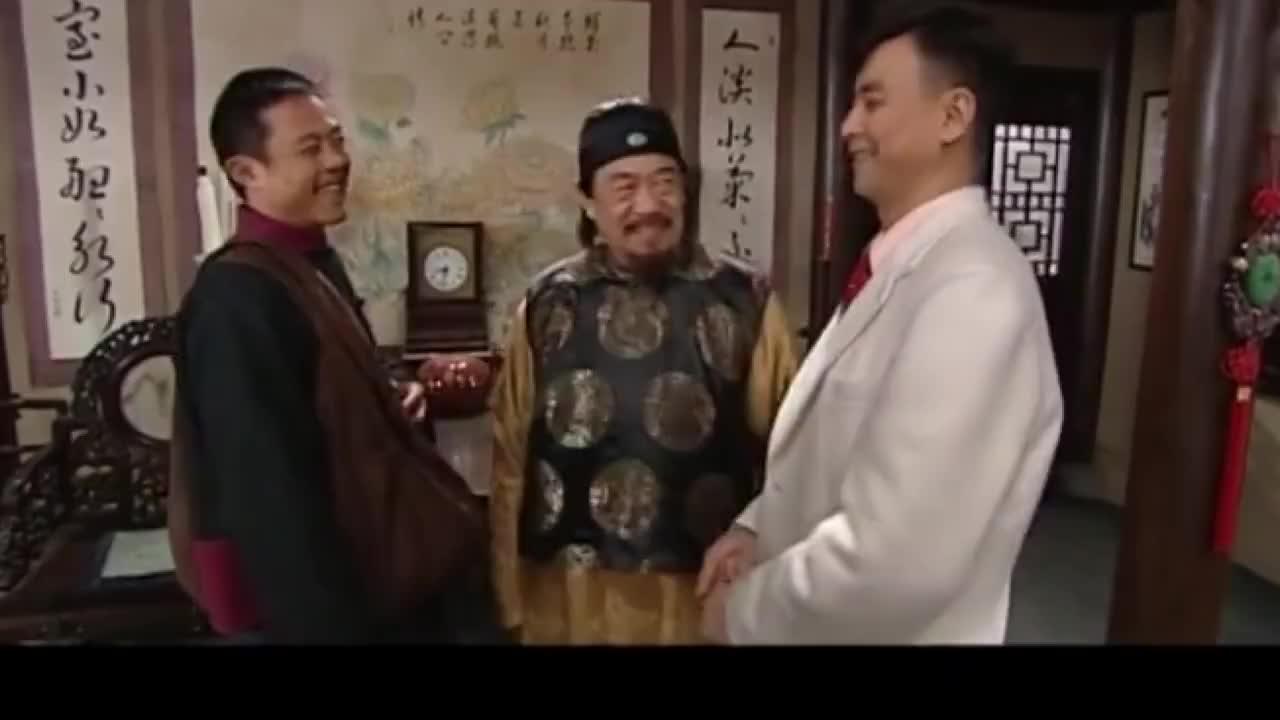 大染坊:陈寿亭很有底气,出资四成分红六成