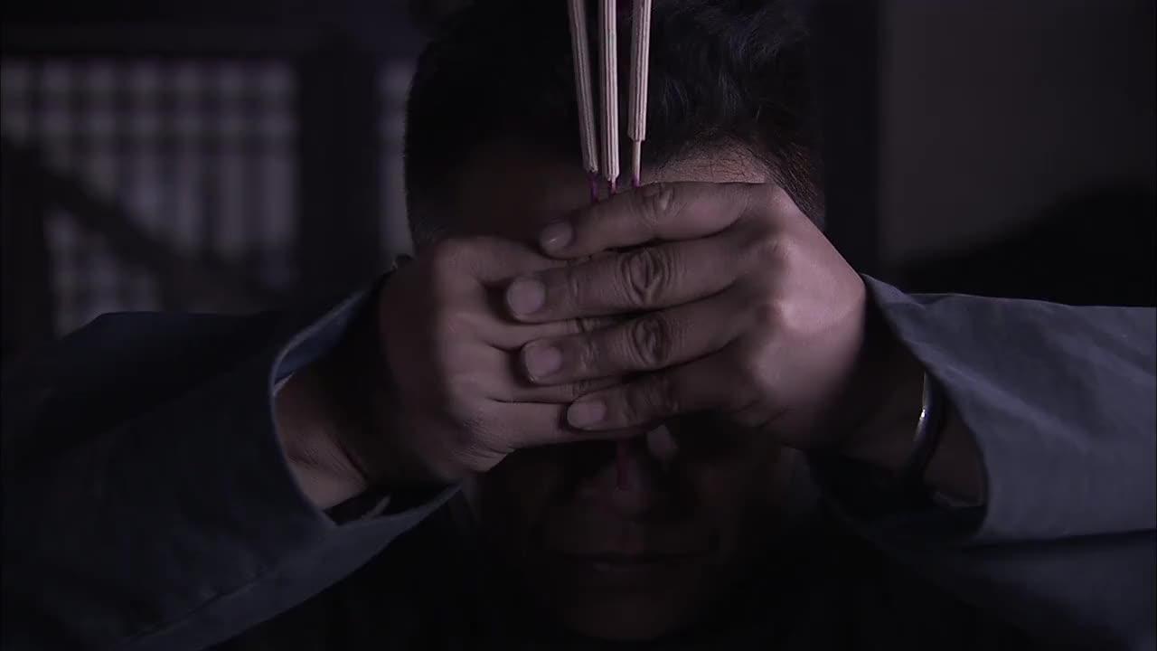闯天下:沧海跟师兄要为父报仇,师叔却出面阻止,让人太不解!