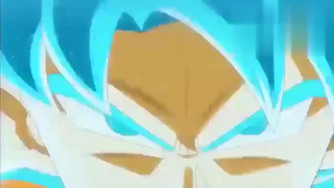 龙珠超:悟空释放全部力量,瞬间懵了比鲁斯