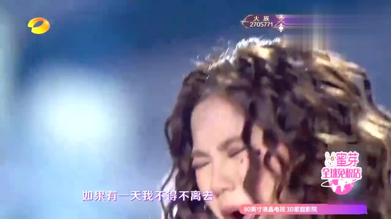 《北京北京》被大半乐坛都翻唱过,唯有邓紫棋版最激昂,振奋热血
