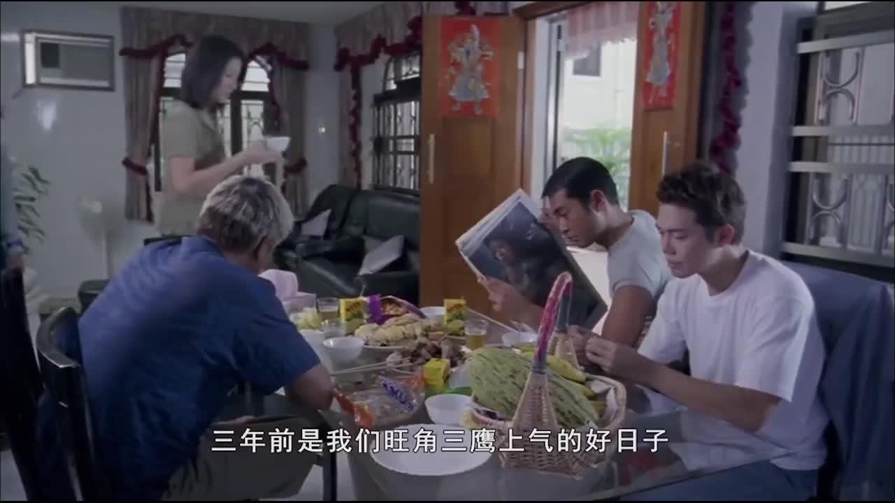 古天乐宣萱又一部合作的电影,两人扮演恩爱情侣,默契满满