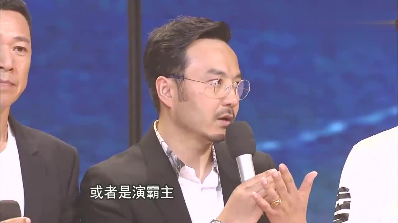 张丰毅变身严师,盘问起钱枫表演课要求,气场让枫哥满头冒汗!