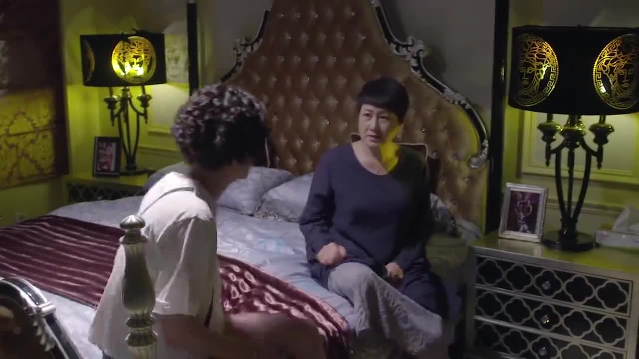 功夫婆媳:妈妈用照片泄愤,点点和妈妈起争执,相互不理解