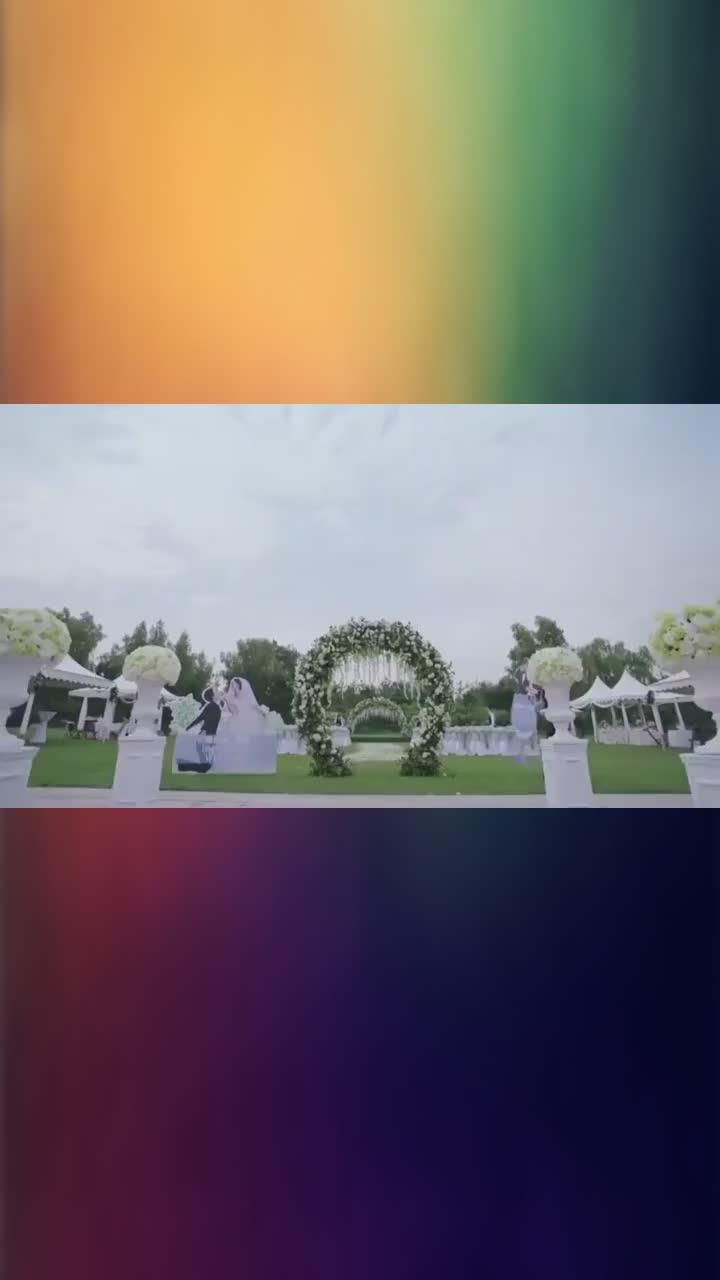 陆晨曦参加朋友婚礼,竟遇到前男友,两人一见面就掐起来