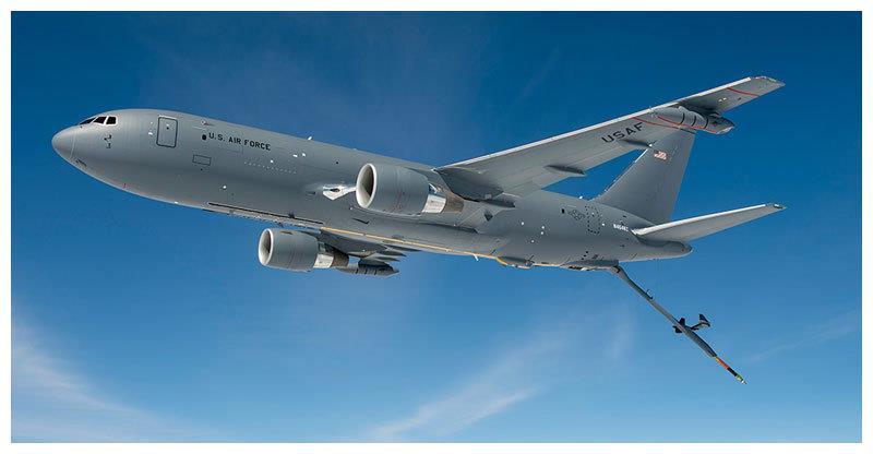 波音KC-46加油机又增两个赔本缺陷:飞到太平洋中间,导航失灵了