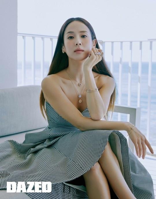 赵茹珍继续当女演员的理由是?野心和欲望之间