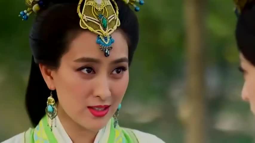 芈月传:孟昭氏不禁哄骗,为了得到美容秘方,被魏夫人哄得团团转