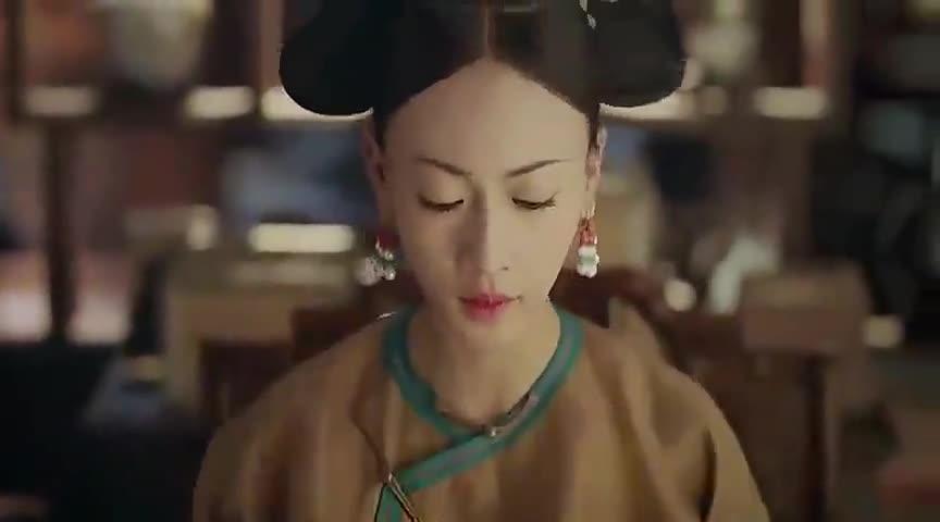 延禧攻略:皇上来延禧宫,魏璎珞竟用如许方法留皇上陪她